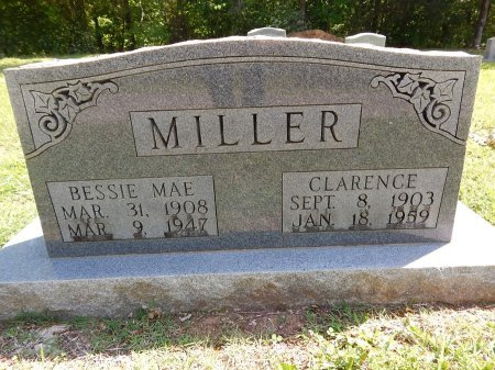 MILLER, CLARENCE - Knox County, Tennessee | CLARENCE MILLER - Tennessee Gravestone Photos