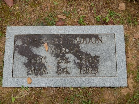 MILLER, CHARLES HADDON - Knox County, Tennessee   CHARLES HADDON MILLER - Tennessee Gravestone Photos