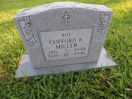 "MILLER, CLIFFORD R ""ROY"" - Knox County, Tennessee 
