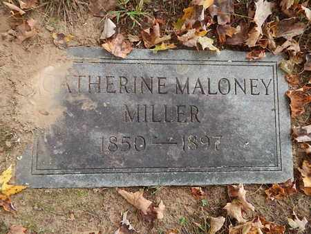 MILLER, CATHERINE - Knox County, Tennessee | CATHERINE MILLER - Tennessee Gravestone Photos
