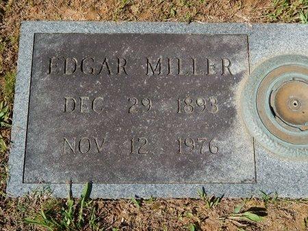 MILLER, EDGAR - Knox County, Tennessee | EDGAR MILLER - Tennessee Gravestone Photos