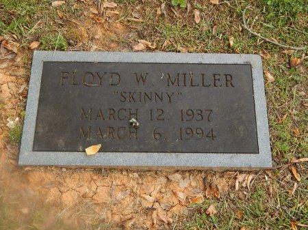 "MILLER, FLOYD W ""SKINNY"" - Knox County, Tennessee | FLOYD W ""SKINNY"" MILLER - Tennessee Gravestone Photos"
