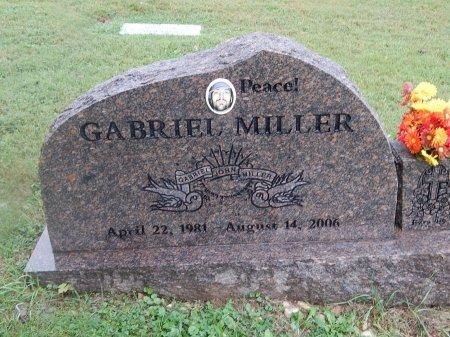MILLER, GABRIEL JOHN - Knox County, Tennessee | GABRIEL JOHN MILLER - Tennessee Gravestone Photos