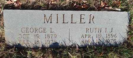 MILLER, RUTH I J - Knox County, Tennessee | RUTH I J MILLER - Tennessee Gravestone Photos
