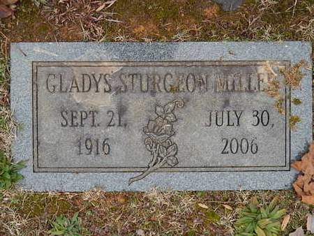 MILLER, GLADYS - Knox County, Tennessee | GLADYS MILLER - Tennessee Gravestone Photos