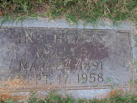 MILLER, INA - Knox County, Tennessee | INA MILLER - Tennessee Gravestone Photos
