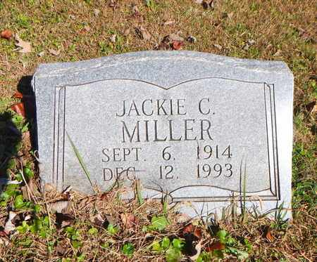 MILLER, JACKIE C - Knox County, Tennessee | JACKIE C MILLER - Tennessee Gravestone Photos