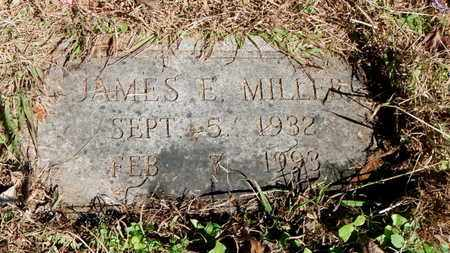MILLER, JAMES E - Knox County, Tennessee | JAMES E MILLER - Tennessee Gravestone Photos