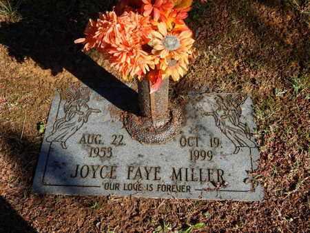 MILLER, JOYCE FAYE - Knox County, Tennessee | JOYCE FAYE MILLER - Tennessee Gravestone Photos