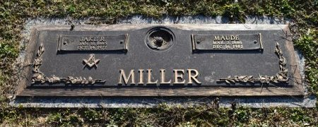 MILLER, JAKE R - Knox County, Tennessee | JAKE R MILLER - Tennessee Gravestone Photos
