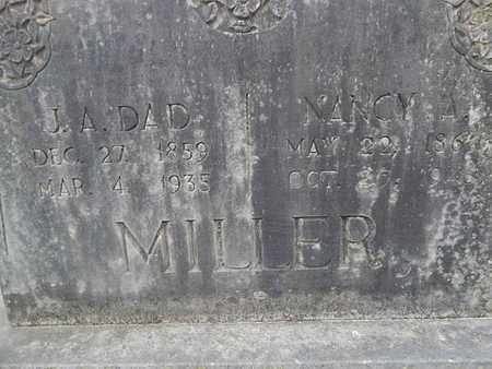 MILLER, NANCY A - Knox County, Tennessee | NANCY A MILLER - Tennessee Gravestone Photos