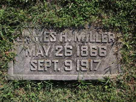 MILLER, JAMES H - Knox County, Tennessee | JAMES H MILLER - Tennessee Gravestone Photos