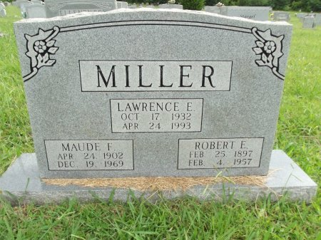 MILLER, LAWRENCE E - Knox County, Tennessee | LAWRENCE E MILLER - Tennessee Gravestone Photos