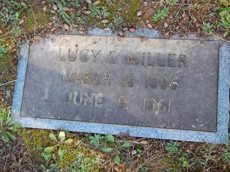 MILLER, LUCY E - Knox County, Tennessee | LUCY E MILLER - Tennessee Gravestone Photos