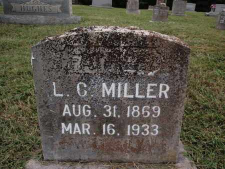MILLER, L C - Knox County, Tennessee | L C MILLER - Tennessee Gravestone Photos