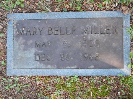 MILLER, MARY BELLE - Knox County, Tennessee | MARY BELLE MILLER - Tennessee Gravestone Photos
