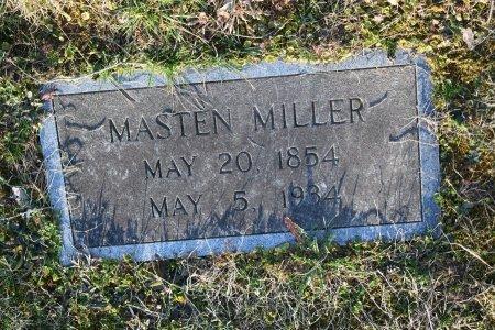 MILLER, MASTEN - Knox County, Tennessee   MASTEN MILLER - Tennessee Gravestone Photos