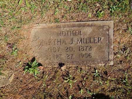 MILLER, MARTHA J - Knox County, Tennessee   MARTHA J MILLER - Tennessee Gravestone Photos