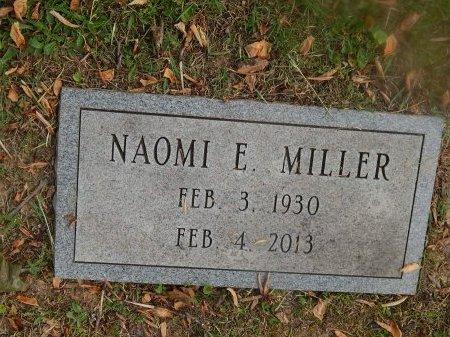 MILLER, NAOMI E - Knox County, Tennessee   NAOMI E MILLER - Tennessee Gravestone Photos