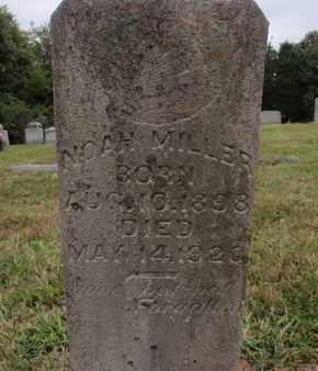 MILLER, NOAH - Knox County, Tennessee   NOAH MILLER - Tennessee Gravestone Photos