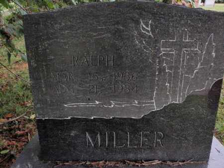 MILLER, RALPH - Knox County, Tennessee | RALPH MILLER - Tennessee Gravestone Photos