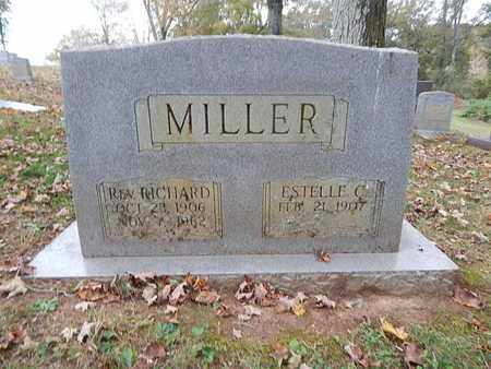 MILLER, RICHARD (REVEREND) - Knox County, Tennessee | RICHARD (REVEREND) MILLER - Tennessee Gravestone Photos