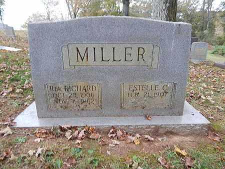 MILLER, ESTELLE C - Knox County, Tennessee | ESTELLE C MILLER - Tennessee Gravestone Photos