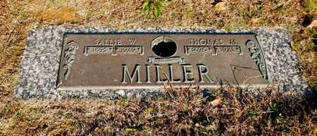 MILLER, THOMAS M - Knox County, Tennessee | THOMAS M MILLER - Tennessee Gravestone Photos