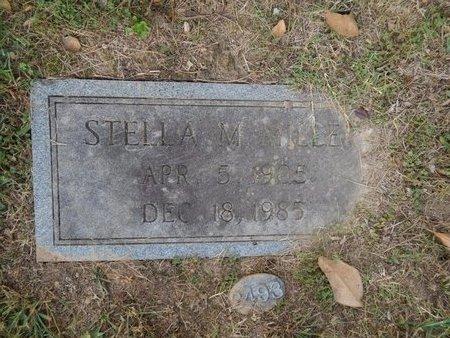 MILLER, STELLA M - Knox County, Tennessee | STELLA M MILLER - Tennessee Gravestone Photos