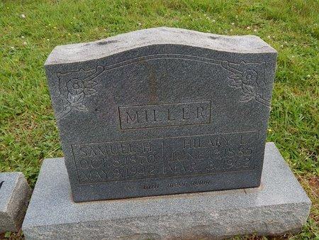 MILLER, SAMUEL H - Knox County, Tennessee | SAMUEL H MILLER - Tennessee Gravestone Photos