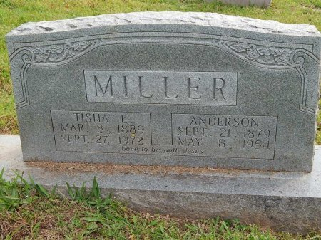 MILLER, ANDERSON - Knox County, Tennessee | ANDERSON MILLER - Tennessee Gravestone Photos