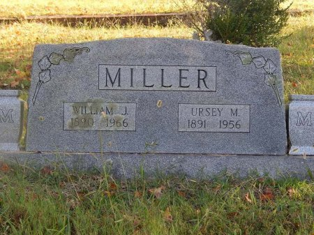 MILLER, WILLIAM J - Knox County, Tennessee | WILLIAM J MILLER - Tennessee Gravestone Photos