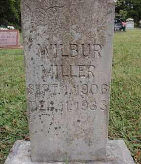 MILLER, WILBUR - Knox County, Tennessee | WILBUR MILLER - Tennessee Gravestone Photos