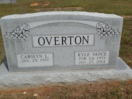 OVERTON, KYLE VANCE - Knox County, Tennessee | KYLE VANCE OVERTON - Tennessee Gravestone Photos