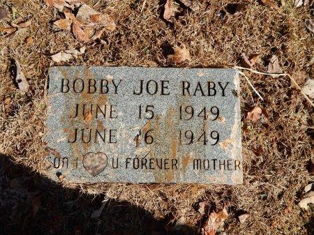 RABY, BOBBY JOE - Knox County, Tennessee   BOBBY JOE RABY - Tennessee Gravestone Photos