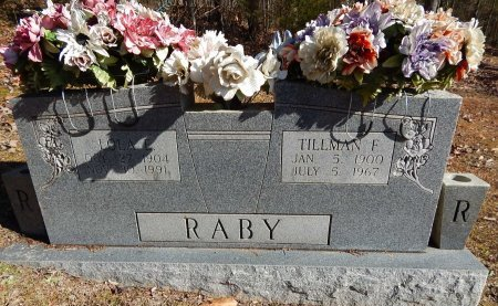 RABY, LOLA E - Knox County, Tennessee | LOLA E RABY - Tennessee Gravestone Photos