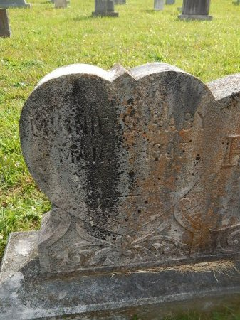 RABY, MINNIE - Knox County, Tennessee   MINNIE RABY - Tennessee Gravestone Photos