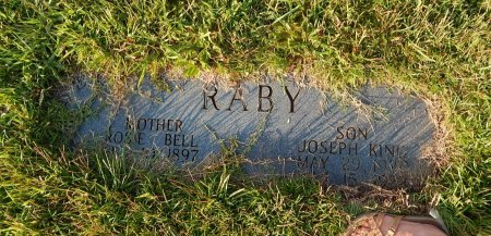 RABY, ROSIE AND JOSEPH - Knox County, Tennessee   ROSIE AND JOSEPH RABY - Tennessee Gravestone Photos