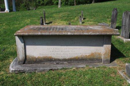 RAMSEY, ANN - Knox County, Tennessee | ANN RAMSEY - Tennessee Gravestone Photos