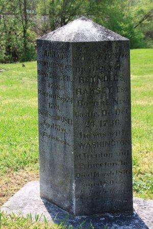 RAMSEY, REYNOLDS - Knox County, Tennessee | REYNOLDS RAMSEY - Tennessee Gravestone Photos