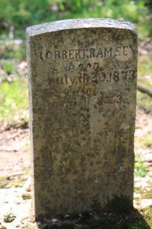 RAMSEY, ROBBERT - Knox County, Tennessee | ROBBERT RAMSEY - Tennessee Gravestone Photos