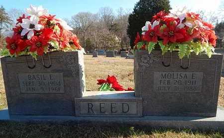 REED, MOLISA E - Knox County, Tennessee | MOLISA E REED - Tennessee Gravestone Photos