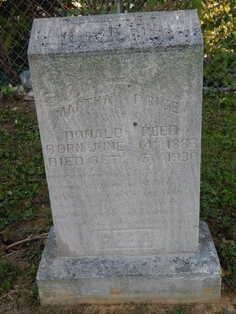 REED, DONALD - Knox County, Tennessee | DONALD REED - Tennessee Gravestone Photos