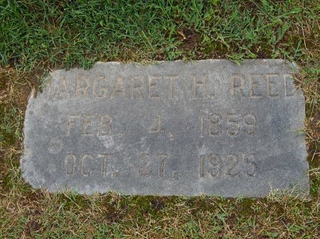 REED, MARGARET H - Knox County, Tennessee   MARGARET H REED - Tennessee Gravestone Photos