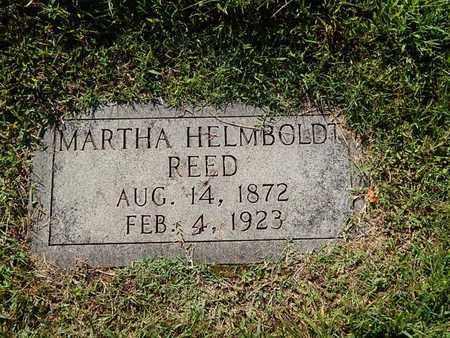 REED, MARTHA - Knox County, Tennessee   MARTHA REED - Tennessee Gravestone Photos