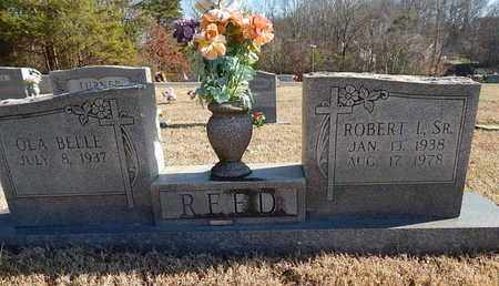REED, ROBERT I SR - Knox County, Tennessee   ROBERT I SR REED - Tennessee Gravestone Photos