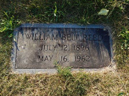 REED, WILLIAM BELL - Knox County, Tennessee | WILLIAM BELL REED - Tennessee Gravestone Photos