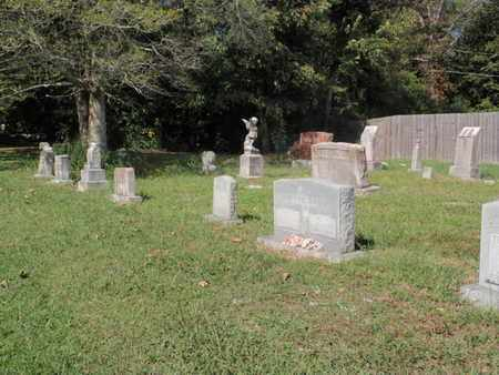 *ROGERS CEMETERY OVERVIEW,  - Knox County, Tennessee |  *ROGERS CEMETERY OVERVIEW - Tennessee Gravestone Photos