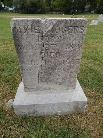 ROGERS, DIXIE - Knox County, Tennessee | DIXIE ROGERS - Tennessee Gravestone Photos