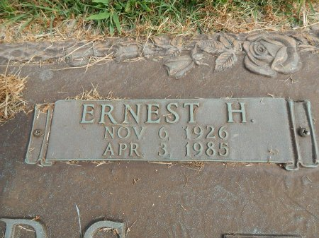 ROGERS, ERNEST H - Knox County, Tennessee | ERNEST H ROGERS - Tennessee Gravestone Photos